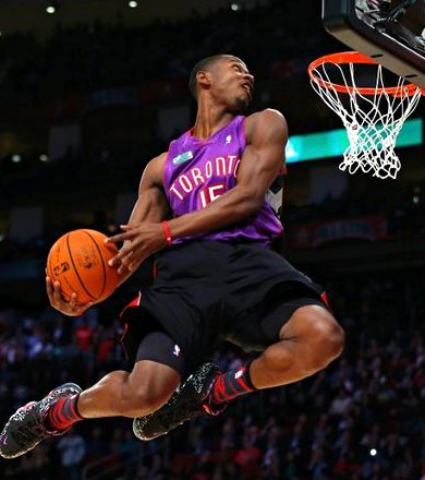 Vidéo : les dunks de Terrence Ross version Phantom