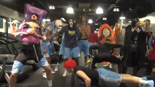 Vidéo : Le Harlem Shake des Denver Nuggets