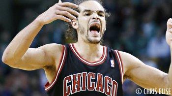 Les Bulls furieux contre l'arbitrage après le shoot de la victoire refusé de Joakim Noah