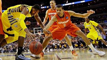 NCAA : Syracuse et Wichita State qualifiés pour le final four