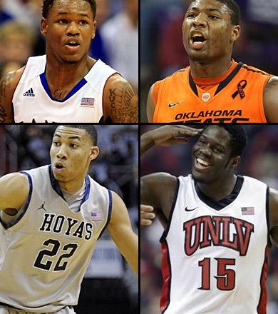 NCAA : Dix joueurs à suivre pendant la March Madness