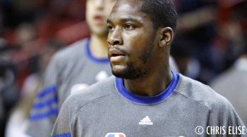 Toney Douglas terminera la saison avec les Pelicans
