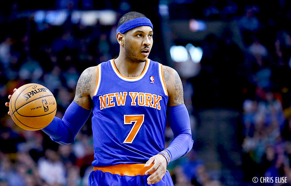 Carmelo Anthony, poison mortel pour le Heat ?