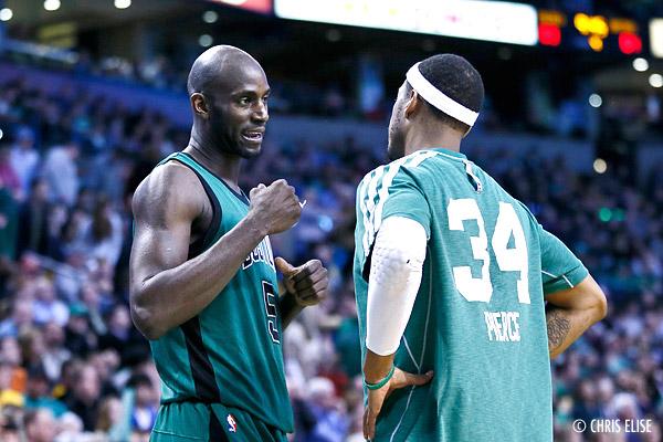BLOCKBUSTER TRADE : Paul Pierce et Kevin Garnett transférés aux brooklyn Nets