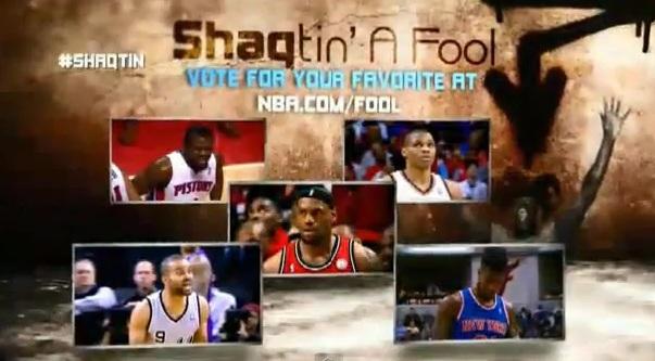 Shaqtin A Fool : la mauvaise foi de Tony Parker, Shumpert fait du kung fu basket