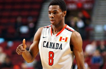 Vidéo : les highlights d'Andrew Wiggins au Hoop Summit