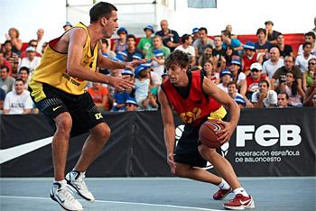FIBA 3x3 World Tour: Le Day 1 à Prague en direct
