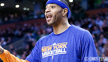 Les New Knicks en bonne position pour resigner Kenyon Martin