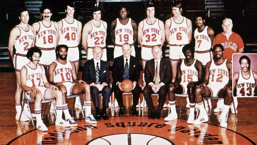 Les Knicks honorent les champions 1973 ce soir