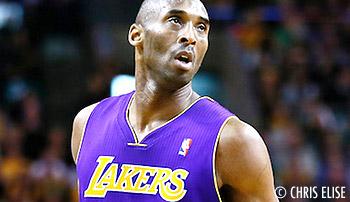 Kobe Bryant n'envisage pas de signer à un salaire réduit la saison prochaine