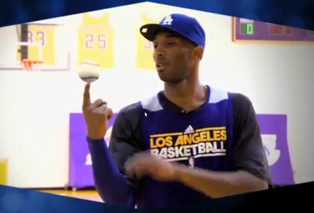 Vidéo : Kobe Bryant, Chris Paul et Blake Griffin soutiennent les Dodgers