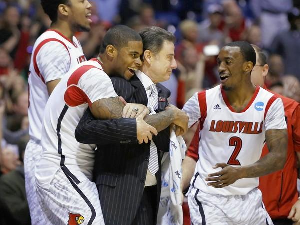 Louisville NCAA Rick Pitino