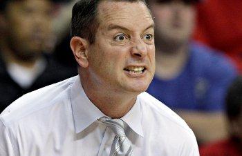 Mike Rice, un coach NCAA, viré pour avoir frappé et insulté ses joueurs