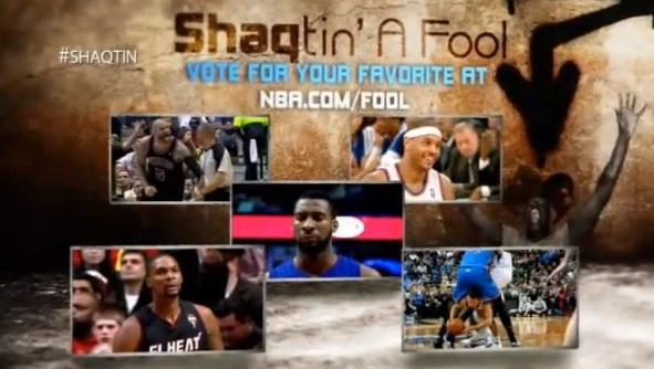 Shaqtin A Fool : JJ Barea veut jouer à saute-mouton, Chris Bosh est un mauvais acteur