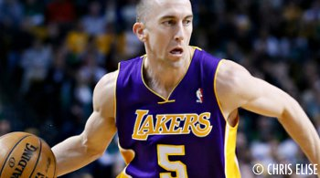 Steve Blake Los Angeles Lakers