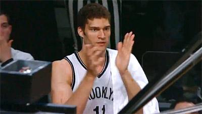 Brook Lopez, un handicap pour les Nets ?