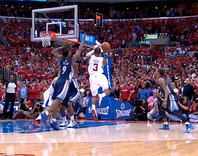 Top 5 : Chris Paul sauve les Clippers, les Bulls sont des guerriers