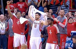 Houston Rockets : couper Durant et laisser les autres joueurs libres ?
