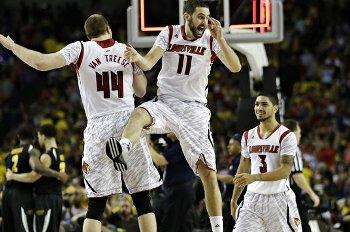 Louisville se qualifie dans la douleur pour la finale NCAA