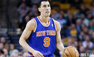 Pablo Prigioni au rebond chez les Pistons ?