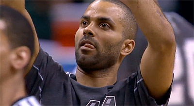 Highlights : Les 19 points de Tony Parker