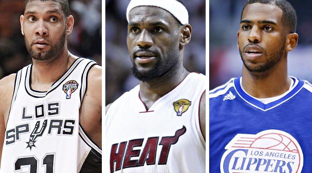 La NBA dévoile les 3 All-NBA Teams