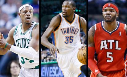 Playoffs NBA : le mini-movie de la première semaine