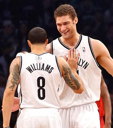 Brook Lopez : Les Nets refusent une offre des Nuggets