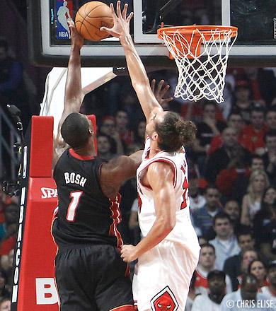 Les Bulls mettent une claque à Miami