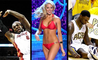 Les trophées : Quincy, David, LeBron et les Grizzlies