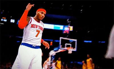 Les Knicks aidés par les vrais-faux tweets de Bernard King ?