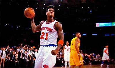 New York Knicks : Iman Shumpert et Chris Smith en summer league ?