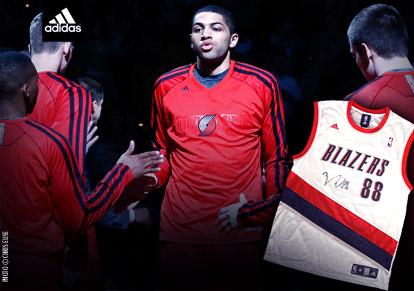 5 Jerseys NBA dédicacés par Nicolas Batum à gagner !