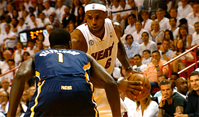 Miami Heat - Indiana Pacers : le Live-tweet des joueurs NBA