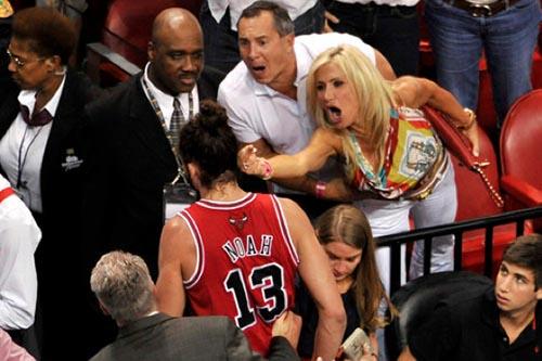 Filomena Tobias : la fan du Heat au doigt tendu a un lourd passé