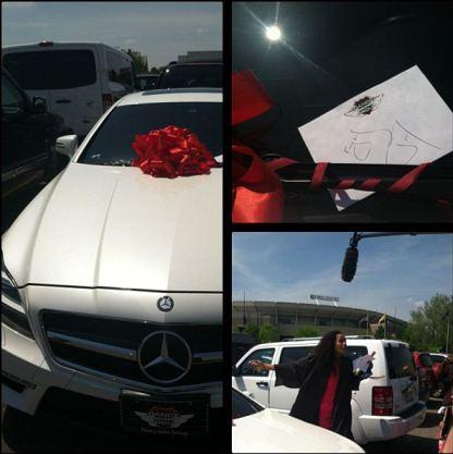 Jay-Z offre une Mercedes à sa joueuse Skylar Diggins
