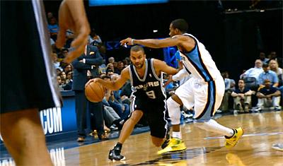 Tony Parker, 3e meilleur joueur de NBA selon Jalen Rose