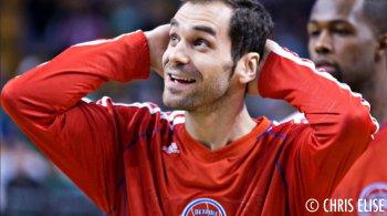 "Jose Calderon : ""Je veux rester aux Knicks"""