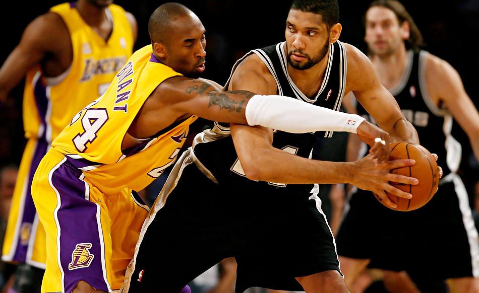 Kobe, KG, Duncan… découvrez la classe monstrueuse du Hall Of Fame