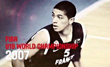 Vidéo : Nicolas Batum nouvelle tête d'affiche de la FIBA