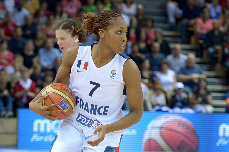 Eurobasket Groupe F – J6 : Sandrine Gruda propulse les Bleues