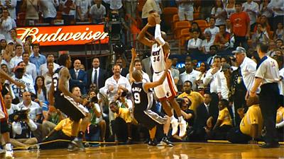 Vidéo : la routine d'avant-match des shooteurs du Miami Heat