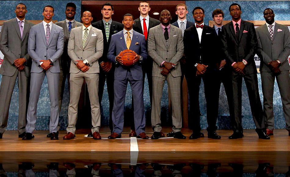 NBA draft 2013 : le tableau complet des deux tours
