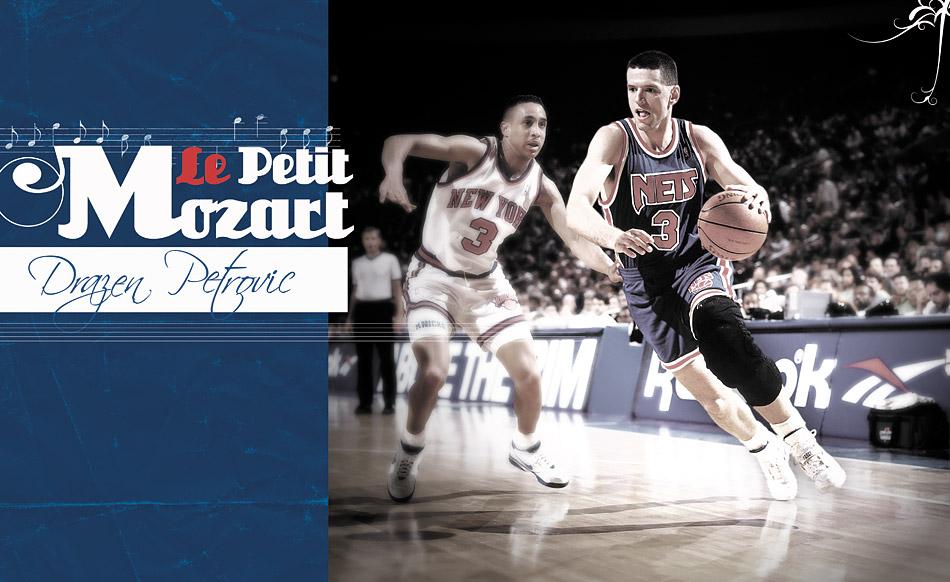 Drazen Petrovic : le petit Mozart