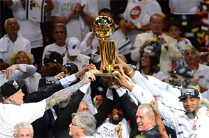 Le Miami Heat change de GM