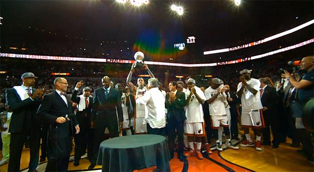 Miami Heat : le retour en image sur leur parcours en playoffs