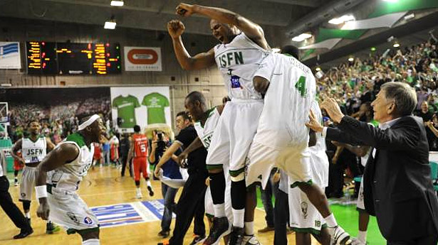 Nanterre champion de France !