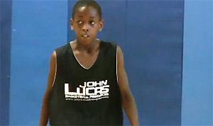 Vidéo : Zaire Wade (11 ans), digne héritier de son père
