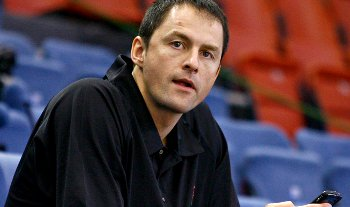 Les Denver Nuggets engagent Arturas Karnisovas en tant qu'assistant GM