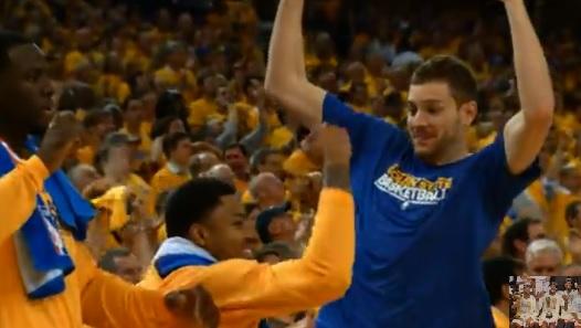 Mix : les meilleures réactions de banc en NBA